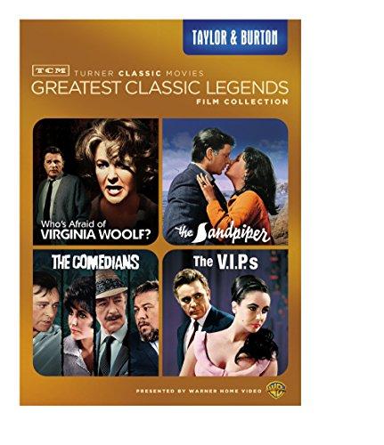 Tcm Greatest Classic Films: Legends - Taylor [Importado]