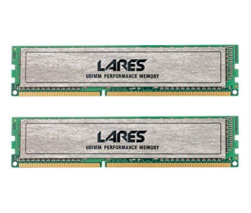 LEVEN デスクトップPC用メモリ PC3-10600 (DDR3-1333) 16GB キット (8GB×2枚) CL-9 240pin LEVEN LARES (JR3UL1333172308-8Mx2)