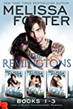 The Remingtons (Book 1-3, Boxed Set): Game of Love, Stroke of Love, Flames of Love (Melissa Foster's Steamy Contemporary Romance Boxed Sets)