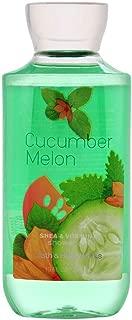 Bath & Body Works Cucumber Melon Shower Gel, 10 Ounce, Blue