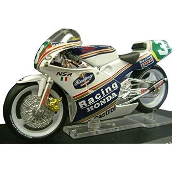 Ixo 1/24スケール バイクコレクション ホンダ NSR250 1991 ルカ・カダローラ
