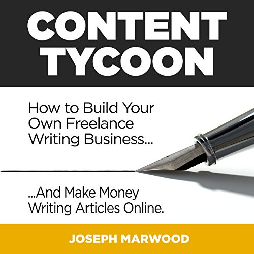Content Tycoon audiobook cover art