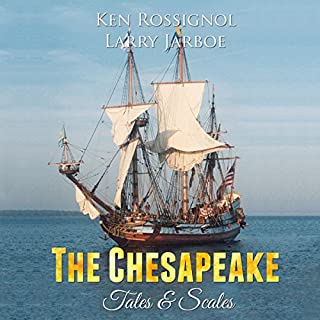 The Chesapeake: Tales & Scales audiobook cover art