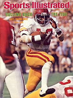 1978 Charles White USC Trojans No Label Sports Illustrated