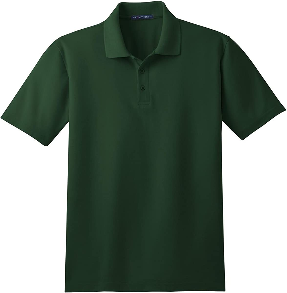 Port Authority Tall Stain-Resistant Polo. TLK510 Dark Green
