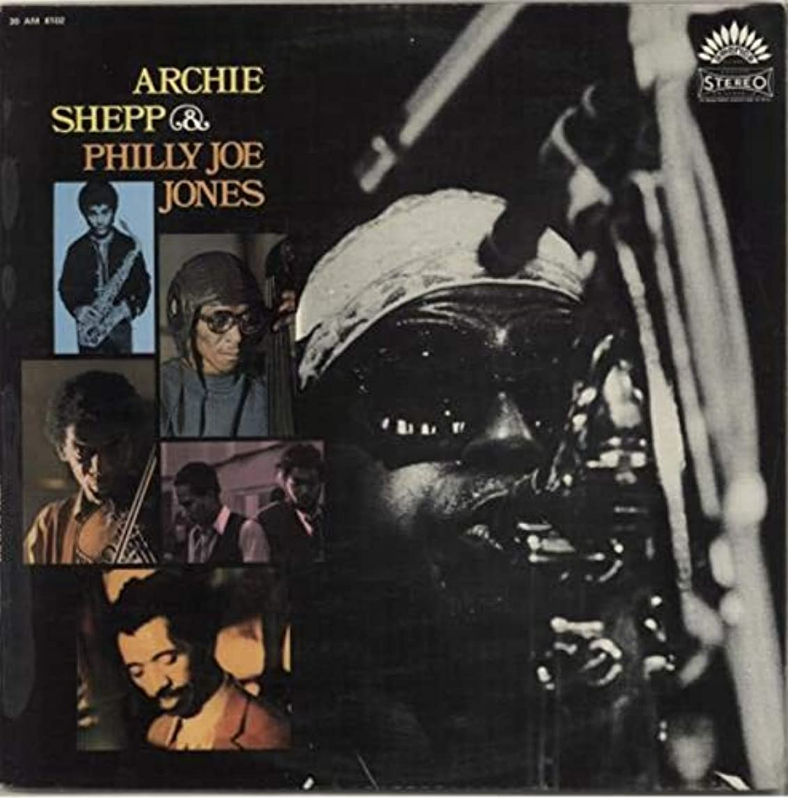 Archie Shepp & Philly Joe Jones