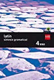 Latín. 4 ESO. Savia - 9788467587029