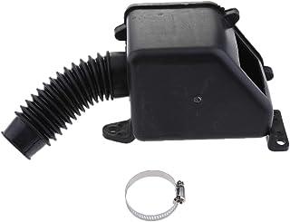 1 x luchtfilter 42 mm GY6 reserveonderdeel voor ATV zwart