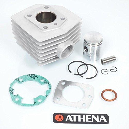 Cylindre Athena Mobylette MBK 50 51 009400 / AV10 air Neuf