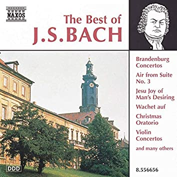 Bach, J.S.: Best of Bach (The)