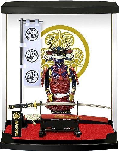 ventas en linea Auténtico Auténtico Auténtico Samurai Figura Japonés Histórico Decoración  04- Tokugawa Ieyasu, Armadura de la serie  ¡envío gratis!