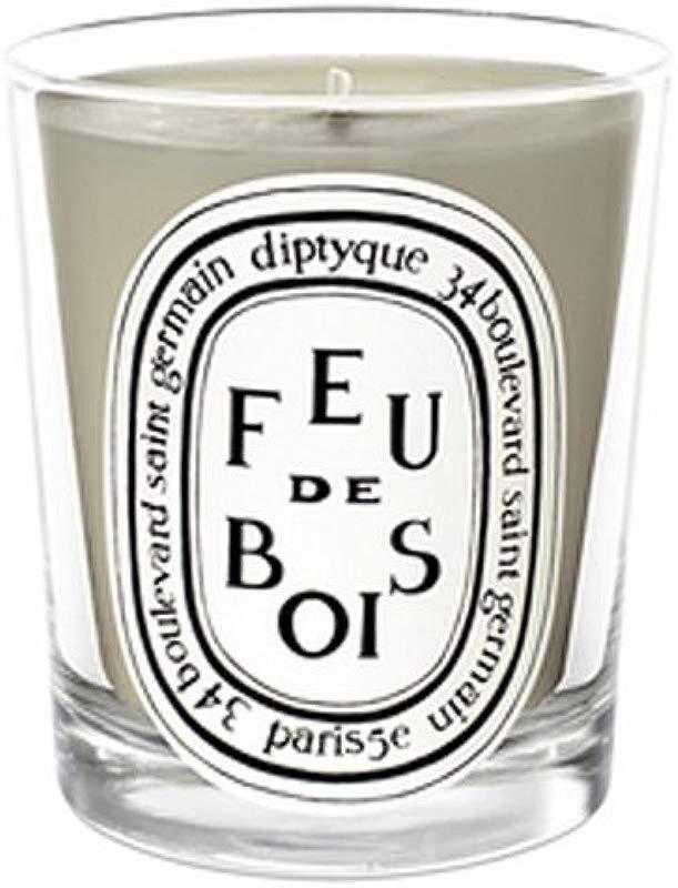 Diptyque Feu De Bois Candle 6 5 Oz