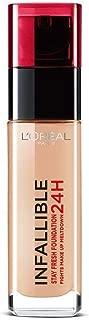 Loreal Infallible 24H Foundation - 140 golden beige, 30 ml