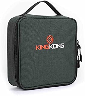 "Insulated Meal Bag 1000D Nylon Exterior - Insulated Thermal Polyester Lunch Bag, Military Spec Nylon Cooler Bag - 10"" x 10"" x 3"""