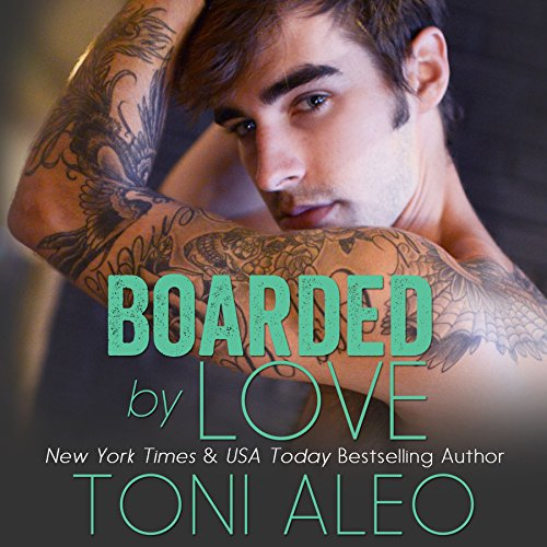 Boarded by Love audiobook cover art