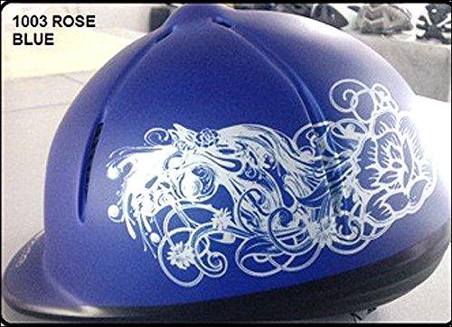 Devon-Aire/ Aegis Juvenile Kidzamo Riding Helmet, X-Small/Small, Matte Blue