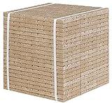 Topshop Kaminanzünder Stück Holz & Wachs Anzündwürfel Kohleanzünder Grill
