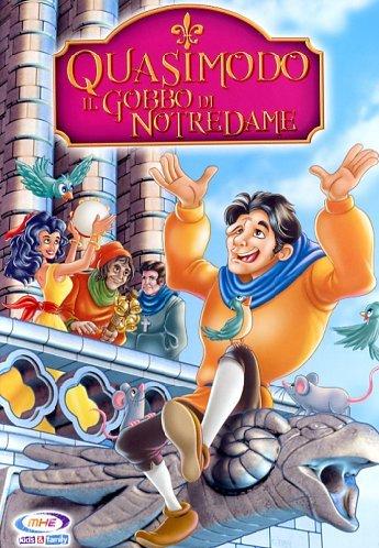 Quasimodo - Il gobbo di Notre Dame