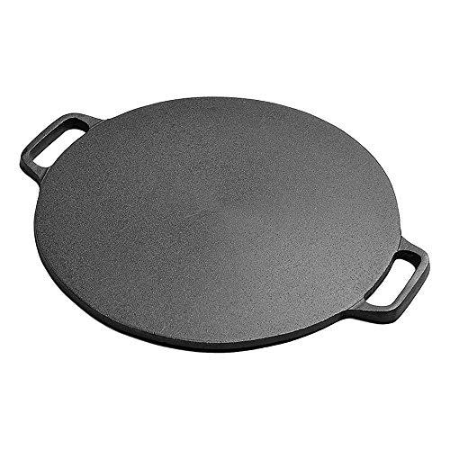 ZHUANYIYI Pancake Pans, Crepe Machine Pan Griddle Ghisa Ghisa Pancake Tool, per Una Stufa a Gas Adatto, Piano Cottura a induzione Padella per Crepes, Uova Fritte (Dimensione : 28cm)
