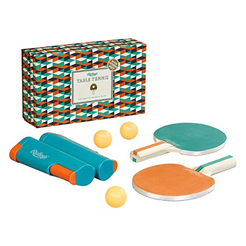 Ridley's | Table Tennis Set | With Extending Net | Great Gift Idea