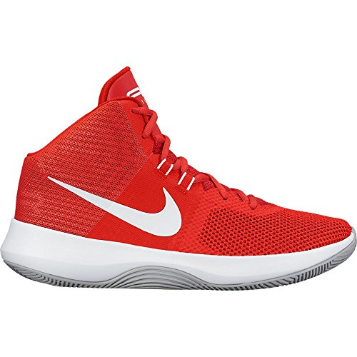 Nike Nike Air Precision Air Precision Herren 43 EU Rot/Weiß/Wolfgrau (University Red White Wolf Grey)