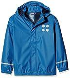 Lego Wear Jungen Jonathan 101-RAIN Jacket Regenjacke, Blau (Blue 556), 122