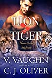 Lion Hearts Tiger: True Mate Love Romance (Heartland Shifters Book 1)