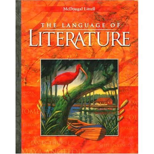 The Language of Literature: Level 9 (California Edition)