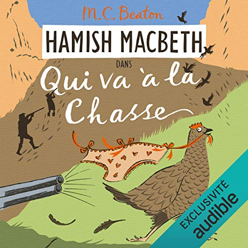 Qui va à la chasse Audiobook By M. C. Beaton cover art