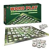 Kids Mandi Wordplay - Creative Word Making Educational Crossword Board Game, Searching Words