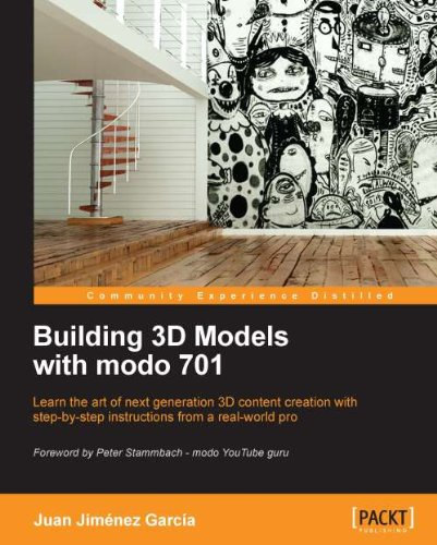 Building 3D Models with modo 701 (English Edition)