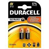 """DURACELL®–Pilas alcalinas Lady """"N"""" LR1, 4001, 4901, MX9100910, A, pack de 2"""