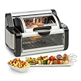 KLARSTEIN Rotisserie 2G • Multi-Use •250-450° • Rotating Oven • Chicken, Kebob, Vegetables...