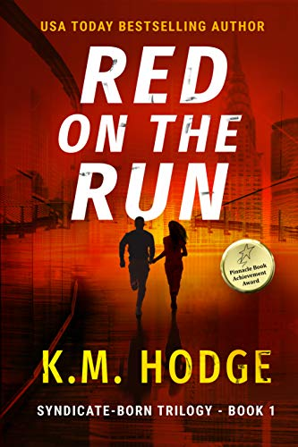 Red On The Run by Hodge, K.M. ebook deal