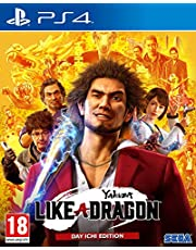 Yakuza: Like a Dragon (Day Ichi Edition) (PS4)