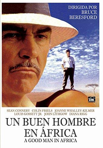 Un buen hombre en África [DVD]