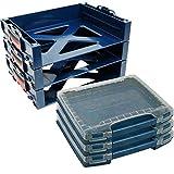 Bosch i-BOXX active Rack Professional 53-1600A001SB-1600A001RV Ensemble de rangement...