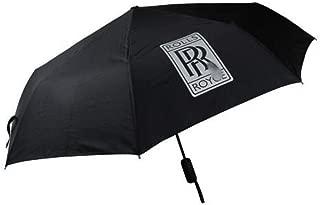 lidaier Folding Automatic Umbrella Three Double Logo Folding 4S Advertising Umbrella car, Rolls Royce, 23