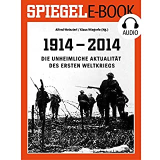 Die unheimliche Aktualität des Ersten Weltkriegs Titelbild