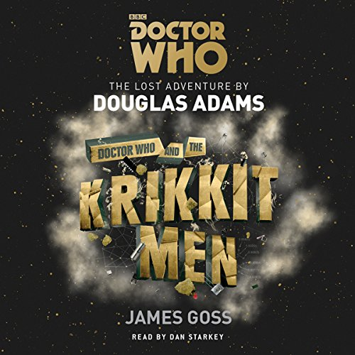 Doctor Who and the Krikkitmen Titelbild