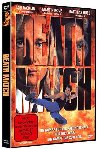 Death Match (mit Martin Kove aus 'Karate Kid' und 'Cobra Kai')