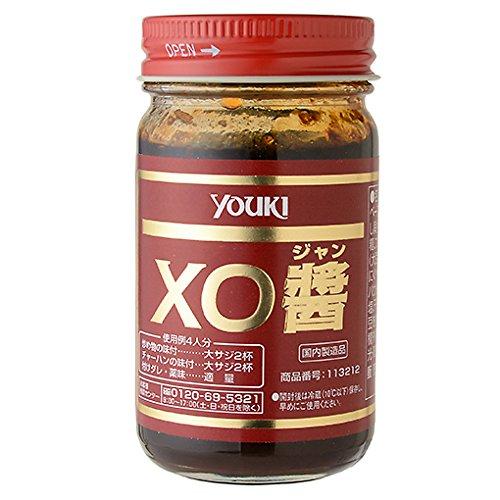 ユウキ XO醤 / 120g TOMIZ(富澤商店) 中華とアジア食材 調味料(ユウキ)