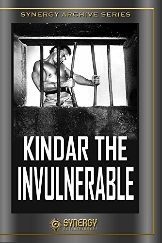 Kindar The Invulnerable by Mark Forest