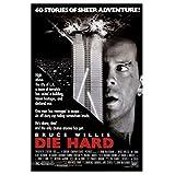 hutianyu Die Hard Bruce Willis Vintage Klassiker Film