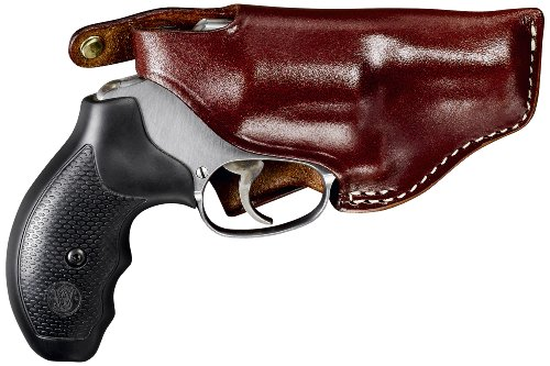 Triple K Carrylite S&W K/L Frames Holster for Ruger Security Six and Taurus 66 with 4-Inch Barrel, Walnut Oil, Right