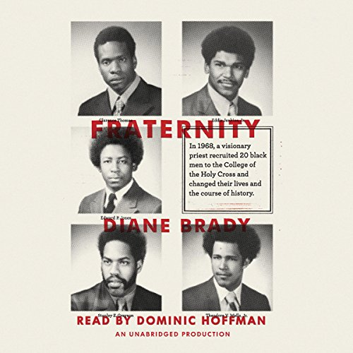 Fraternity audiobook cover art