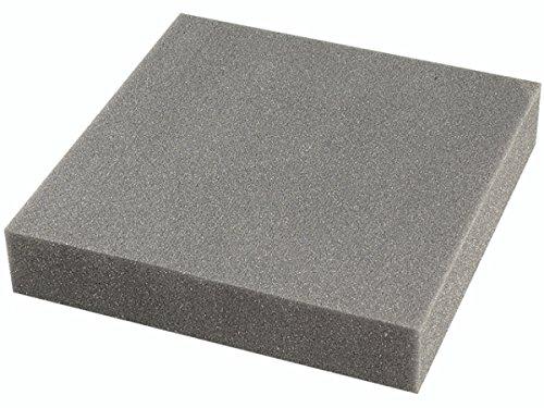 Knorr Prandell Basis-Matte zum Filzen, 25x 25x 5cm, Schwarz