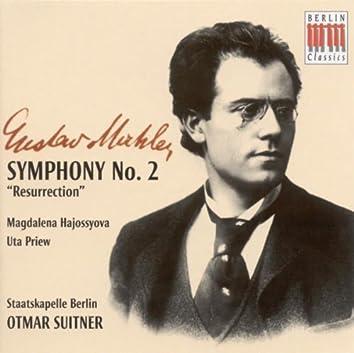 "Gustav Mahler: Symphony No. 2, ""Resurrection"" (Hajossyova, Priew, Berlin State Opera Chorus, Berlin Staatskapelle, Suitner)"