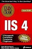 MCSE IIS 4 Exam Cram