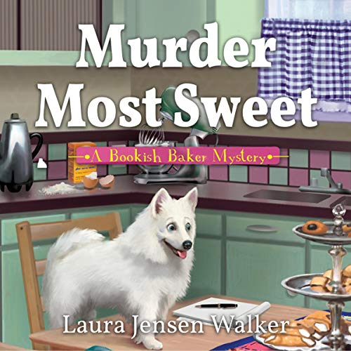 Murder Most Sweet cover art